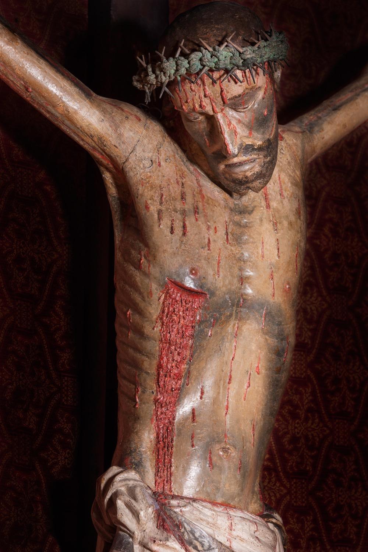 Cristo Santa Mariña do Camiño