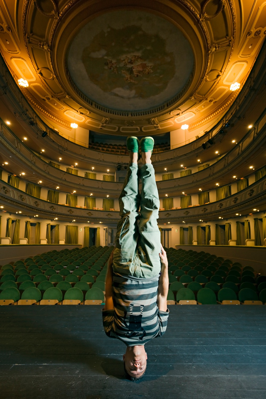 Erik, Teatro Jofre