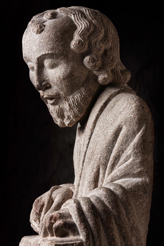 Mestre Mateo Catedral de Santiago