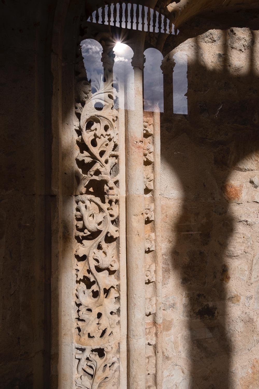 Claustro San Esteban-Salamanca